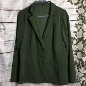 Any 2 items for $10 Elementz green jacket